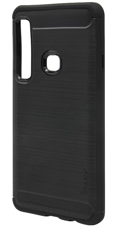 Накладка для Samsung A920 (2018) Black Fusion iPAKY