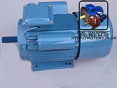 Однофазный электодвигатель RL 100L4   4/1500