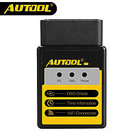 Elm327 V1.5 AUTOOL С1  WIFI  PIC18F25K80 IPhone Android OBD2 диагностика, фото 1