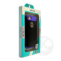 Чехол-накладка Usams iPhone 7 YOGO Series black-purple