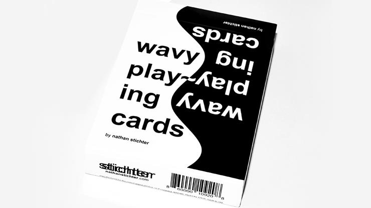 Карты игральные | Wavy Playing Cards