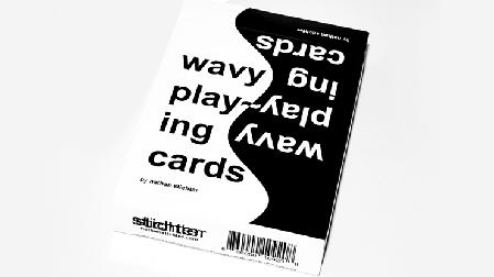 Карты игральные | Wavy Playing Cards, фото 2