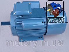 Однофазный электодвигатель RL 100S2   4/3000