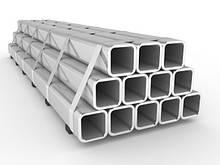 Труба 50х50х1,5 сварная стальная квадратная