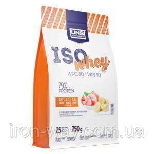 UNS Iso Whey 750 g (Белый шоколад кокос)