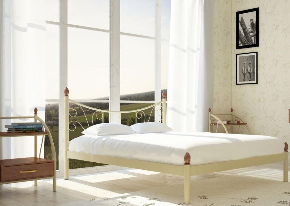 Кровать Калипсо 2 больших быльца
