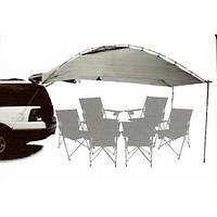 Автомобильный тент походный Mimir Х-2018 шатер от дождя солнца туристический