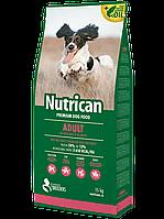 Сухой корм Nutrican Adult 15 кг