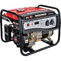 Генератор бензиновый SENCI SC3250-M (2.5-2.8кВт), р.с