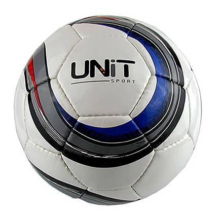 Мяч футбольный UNIT 20147 US, фото 2