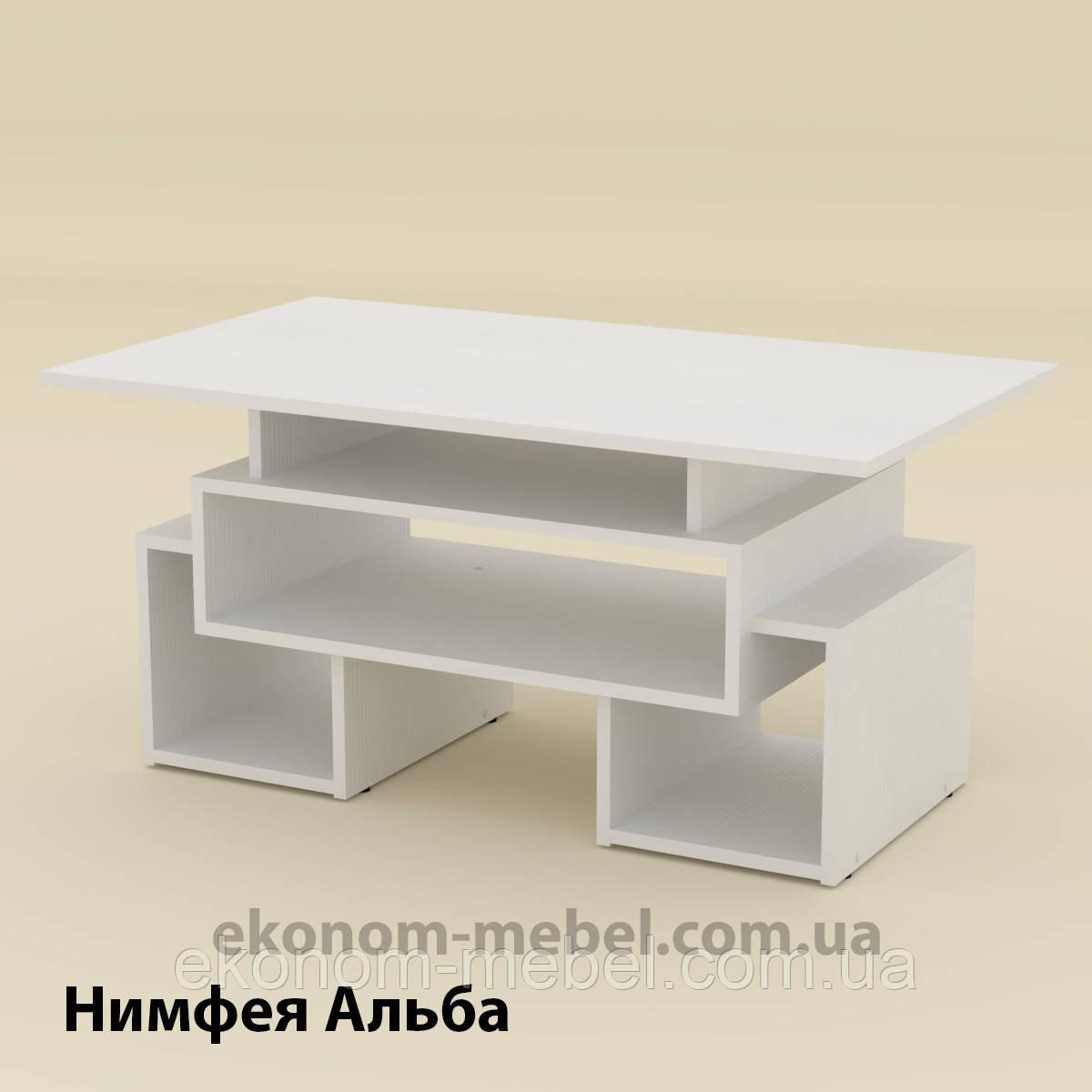 Приставной журнальный столик Тандем ДСП