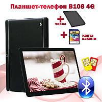 """Планшет-Телефон B108 4G 10.1"""" IPS 2 GB RAM 16 GB ROM GPS FM + Чехол + карта памяти 32GB"""