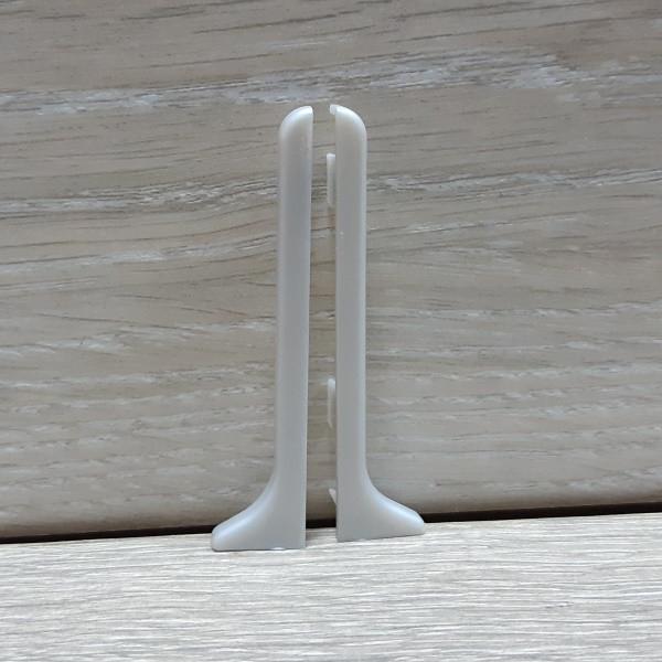 Торцевые заглушки к алюминиевому плинтусу ПА-6011