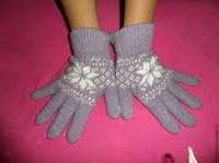 Женская перчатка, фото 1