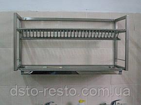 Сушка для тарелок и стаканов 900/300/400 мм, фото 2