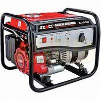 Генератор бензиновый SENCI SC1250-M (0.8-1.0 кВт), р.с.