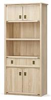 Книжный шкаф Валенсия 4Д1Ш