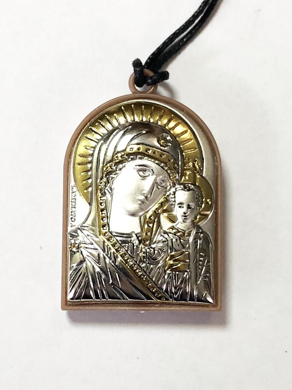 Иконка в авто(Казанская и Ангел Хранитель)
