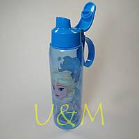 Детская бутылочка для воды 500мл Frozen
