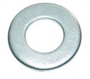 Шайба плоска M8*16 DIN 125 оцинкована, фото 2