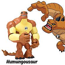 Фигурка Бен Тен Гумангозавр, шарнирный 13 см, Ben 10 Humungousaur Action Figure, оригинал из США