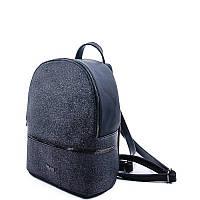 Молодежный рюкзак WeLassie 45302, черный блеск, фото 1