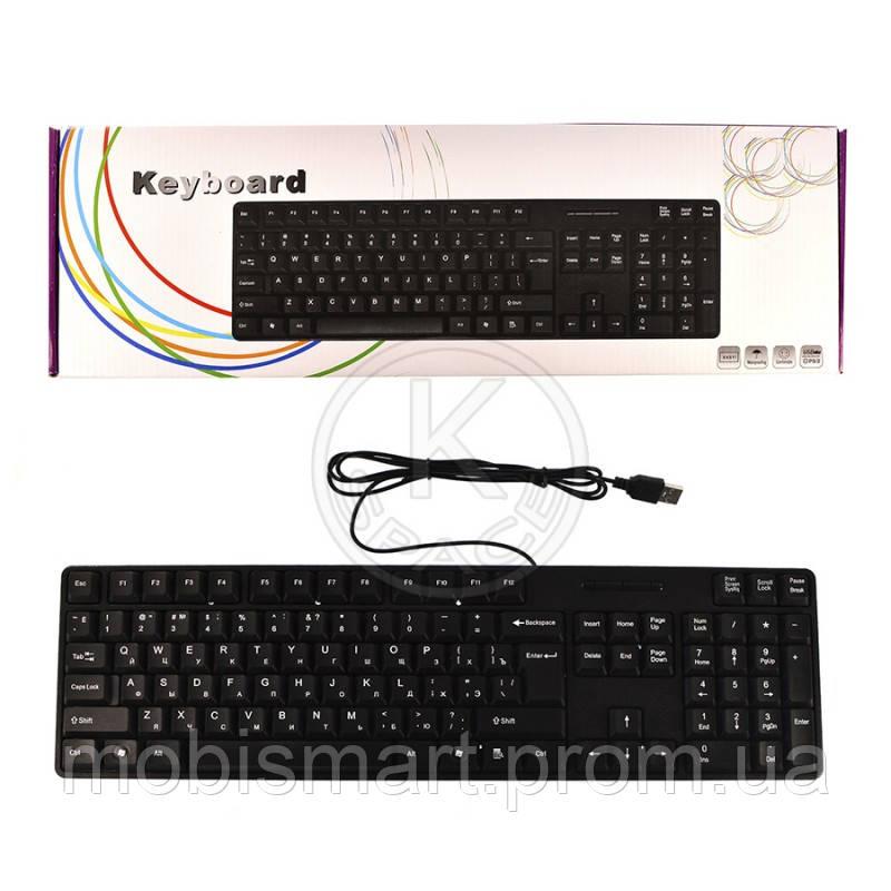 Клавиатура USB KB-PS/2