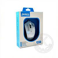 Комп.мышь (проводная) JEDEL M51 white