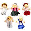 Перчаточные куклы. Набор  к сказке «Ивасик-телесик»