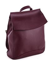 Молодежный сумка-рюкзак WeLassie 44204, бордовый, фото 1