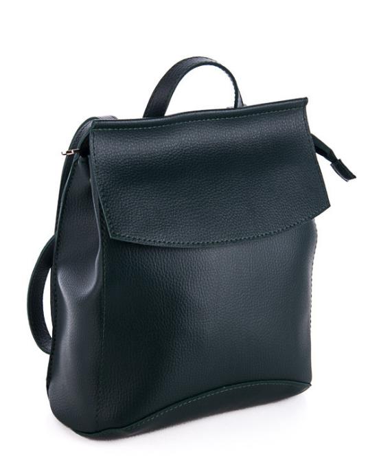 Молодежный сумка-рюкзак WeLassie 44208, зеленый
