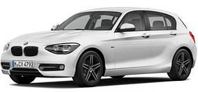 Накладки на педали BMW 1 (F20)