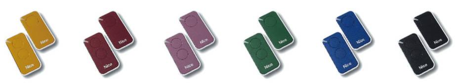INTI2 Пульт 2-х канальный (цветные), фото 2