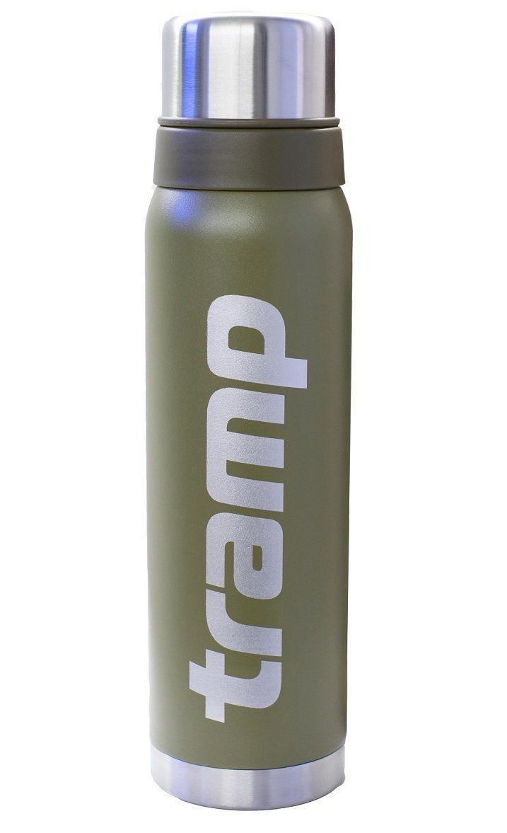 Термос Tramp 0,9 л TRC-027, олива