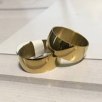 Кольцо обручальное (бижутерия) 16, 17, 18, 19, 20й рр