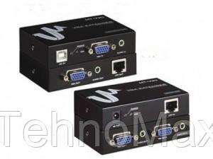 Maituo Удлинитель (передатчик) VGA по одной Витой паре до 200м