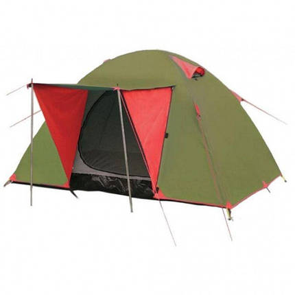 Палатка трехместная Tramp Lite Wonder 3 TLT-006, фото 2