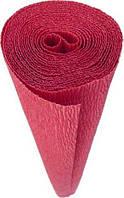 Креп Cartotecnica Rossi 583 50*250 см 144 г/м2 Marsala Red марсала красный