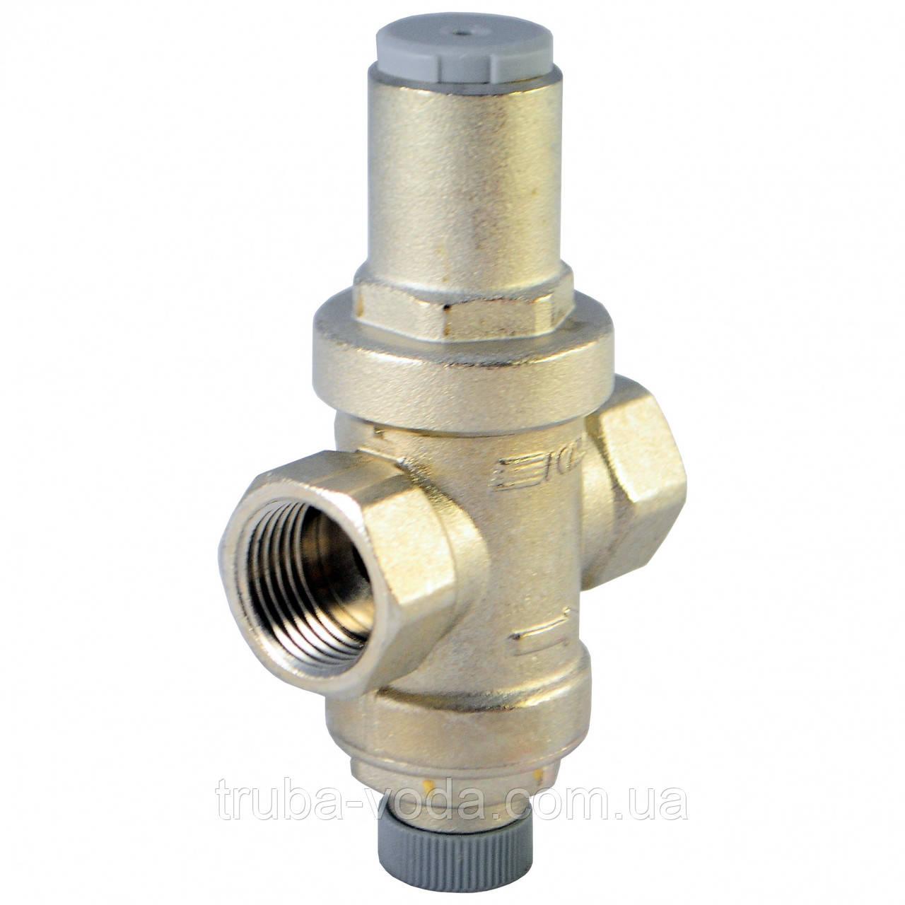 Редуктор давления воды 1/2  ICMA(Италия) (под манометр)