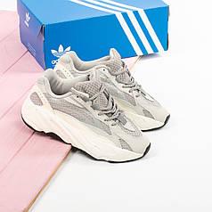 Женские кроссовки в стиле Adidas Yeezy Boost 700 V2 White (36, 37, 38, 39, 40 размеры)