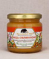 Мёд с Облепихой. Крем-Мед с Добавками ягод. ТМ Правильный Мед, фото 1
