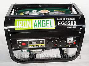 Генератор Iron Angel EG3200, фото 2