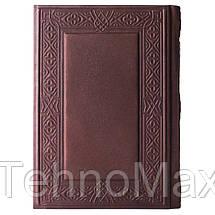 """Книга """"Библия"""" в кожаном переплете, фото 3"""