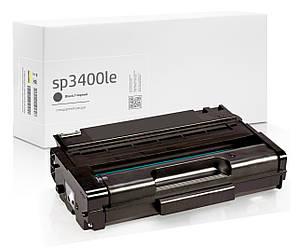 Совместимый картридж Ricoh SP3400LE (TYPE SP 3400LE), ресурс (2.500 копий), аналог от Gravitone