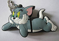 Флешка (USB Flash Drive)  EMTEC Tom&Jerry 8Gb