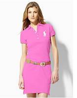 Ralph Lauren Polo женское платье платья 100% хлопок ралф лорен поло, фото 1