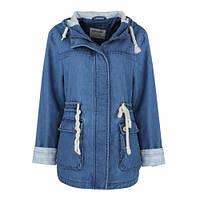Куртка женская Glo-Story голубая
