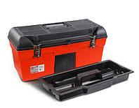 """Ящик для инструмента Intertool BX-1123, 24"""", 610х255х251 мм. (BX-1123)"""