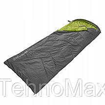 Спальный мешок SportVida SV-CC0015 Grey/Green, фото 2