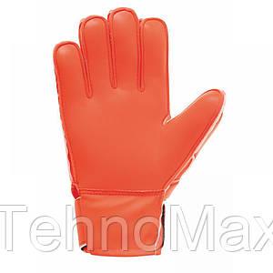 Вратарские перчатки Uhlsport Aerored Soft SF Junior Size 5 Orange/Grey